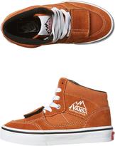 Vans Kids Mountain Edition Shoe Brown