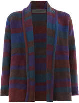 The Elder Statesman striped cardigan
