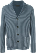 Iris von Arnim ribbed cardigan - men - Cashmere - S
