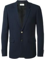 Saint Laurent classic buttoned blazer