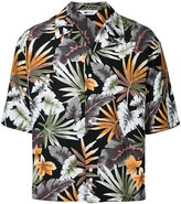 soe foliage-print shirt - men - Rayon - 2