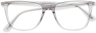 Oliver Peoples Nisen rectangular frame glasses