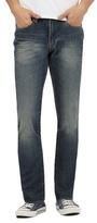 Red Herring Blue Vintage Wash Regular Fit Jeans