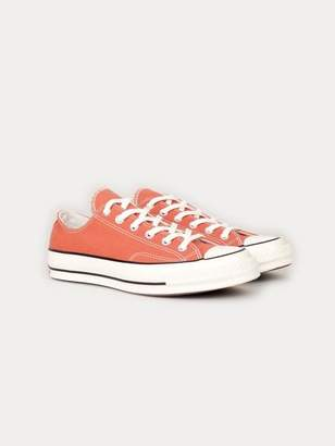 Converse Terracotta Red All Star 70 Ox Chuck Taylor - UK11 / Red - Red