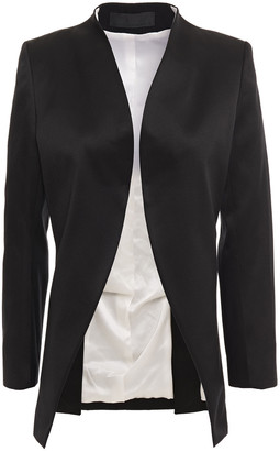 Haider Ackermann Duchesse Silk-satin Jacket
