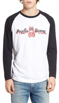 Psycho Bunny Men's Cooperstown Baseball T-Shirt