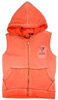 Guess Hooded Sleeveless Jacket
