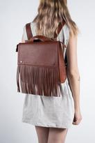 Disenia Brown Backpack