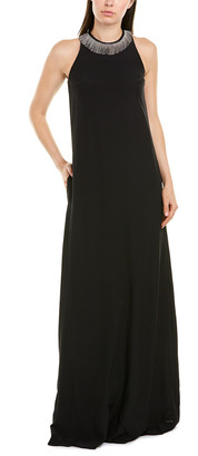 Brunello Cucinelli Silk Maxi Dress