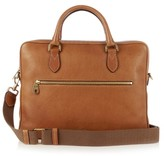 Mulberry Heathcliffe Slim Leather Briefcase