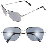 Randolph Engineering Men's 'Archer' 59Mm Polarized Sunglasses - Dark Ruthenium/ Gray Pc