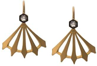 Cathy Waterman Big Top Earrings