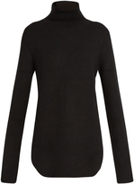 Raey Ribbed-knit cashmere sweater