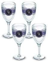 Tervis MLB Colorado Rockies Select 9 oz. Stemmed Wine Glasses (Set of 4)