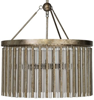 Pottery Barn Magnolia Chandelier