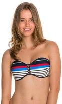 Body Glove Swimwear Summertime Molded Cup Bandeau Bikini Top 8123981