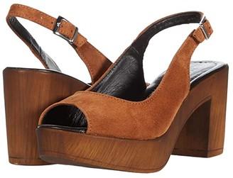 Cordani Franka (Rust Suede) High Heels