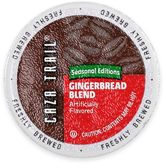 24-Count Caza TrailTM Gingerbread Flavored Coffee for Single Serve Coffee Makers
