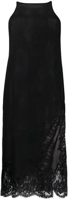 La Perla Lace Trimmed Night Gown