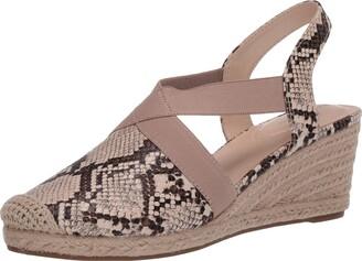 Bandolino Footwear Nila Brown Multi