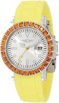 Invicta Women's Dial Yellow Polyurethane Watch IBI-10067-004