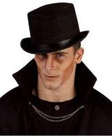 Fun World Costumes Fun World Gray Top Hat Costume Accessory One