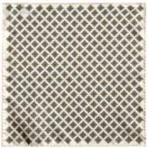 Eton Floral Tile Print Pocket Square
