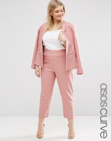 Asos Cropped Pants in Linen