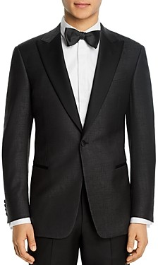 Giorgio Armani Emporio Regular Fit Tuxedo Jacket