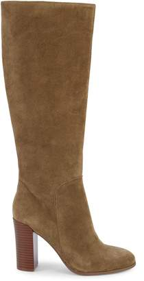Kenneth Cole New York Jackie Suede Knee-High Boots