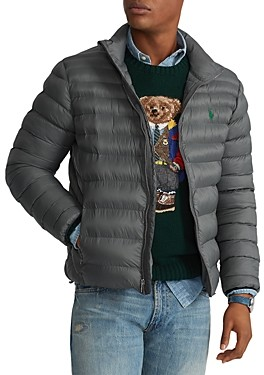 Polo Ralph Lauren Nylon Packable Quilted Jacket