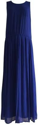 Les Petites Navy Polyester Dresses