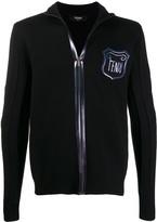 Fendi Logo Crest Sweater