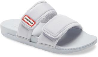 Hunter Original Two-Strap Slide Sandal