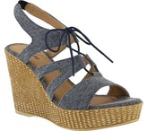 Azura Women's Kaba Ghillie Wedge Sandal