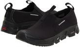 Salomon RX Snow Moc (Black/Black/Titanium) - Footwear