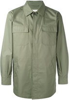 MACKINTOSH button-up field jacket - men - Cotton/Polyamide - 40