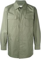 MACKINTOSH button-up field jacket