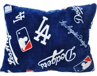 MLB Dodgers Super Soft Throw Bed Pillow