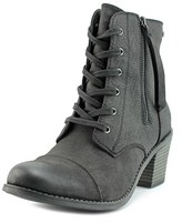 Roxy Calico Round Toe Synthetic Ankle Boot.