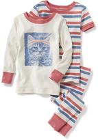 Old Navy 3-Piece Graphic Sleep Set for Toddler & Baby