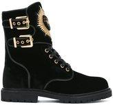 Balmain eagle ranger boots