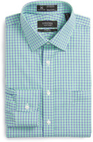 Nordstrom Smartcare Wrinkle Free Classic Fit Check Dress Shirt