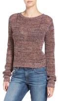 Joe's Jeans 'Reed' Crochet Cotton Sweater