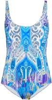 Etro Paisley-print swimsuit