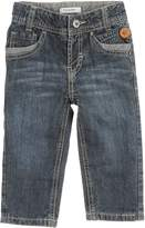 3 Pommes Denim pants - Item 42529371