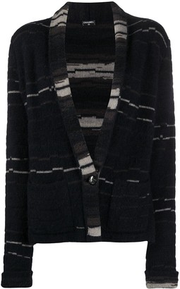 Chanel Pre Owned 2009 Paris-Moscou cardigan