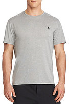 Polo Ralph Lauren Big & Tall Performance Jersey Solid Short-Sleeve Tee