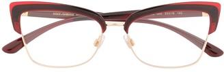 Dolce & Gabbana Eyewear DG5045 550 square-frame glasses