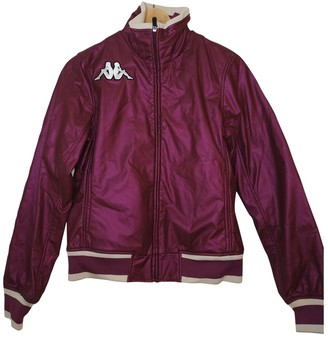 Kappa Purple Jacket for Women